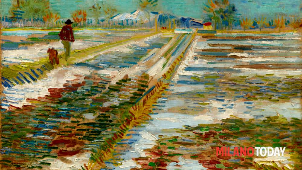 10. Van Gogh Paesaggio innevato-2