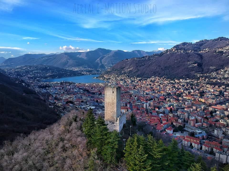 Il Castel Baradello-2