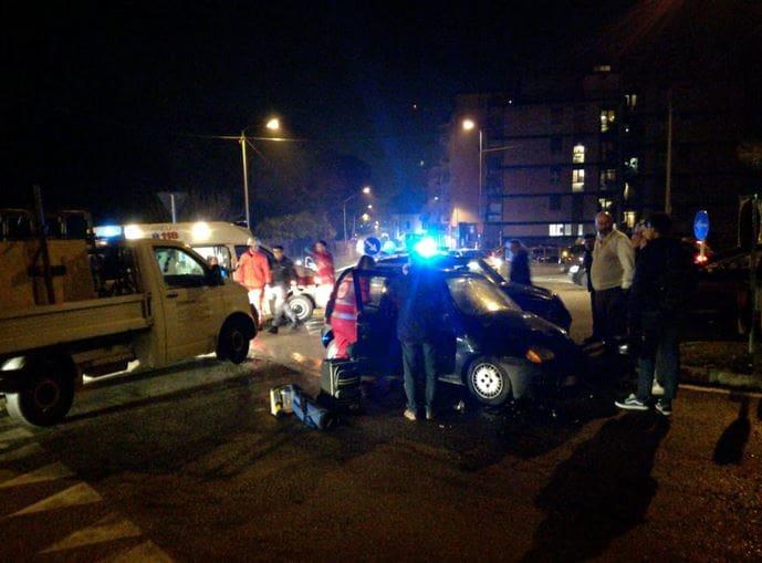 Incidente in via Borgovico-2