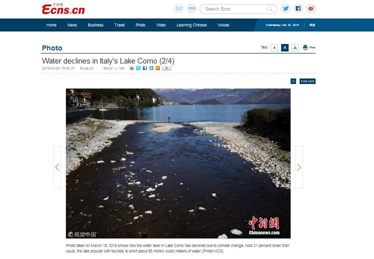 Lago di Como in Cina-2