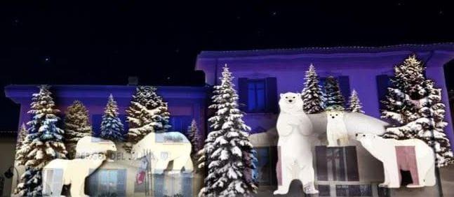 villaggio degli orsi in piazza Mazzini 2-2-2