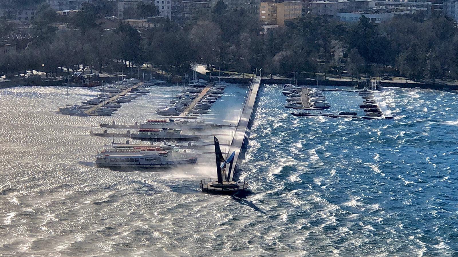 Vento sul Lago di Como 5-2