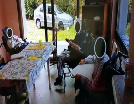 Casa di riposo abusiva a Pianello del Lario