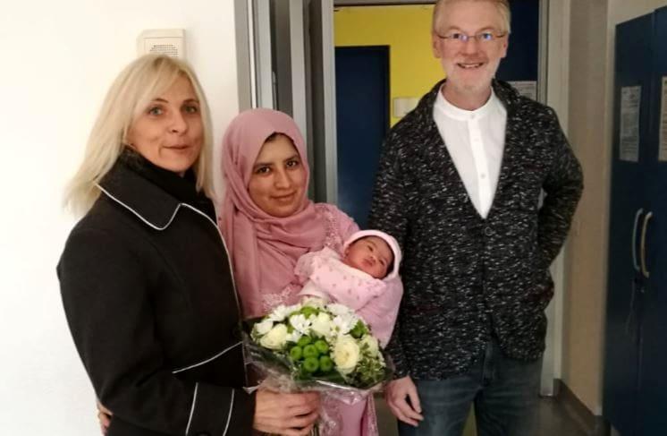 Oumniya Lkrimi, ultima nata a Como 2018-2