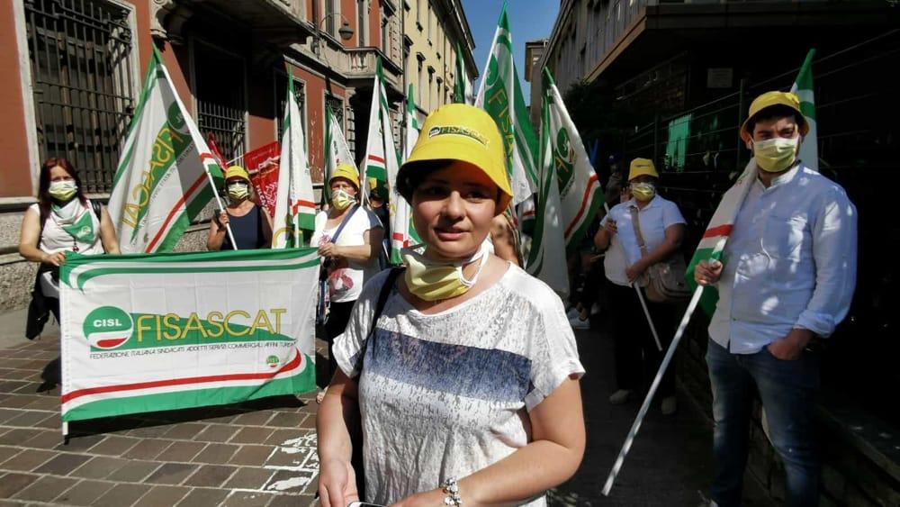 Nadia Agnelli (Fiscat Cisl)