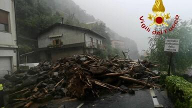 Landslides in Laglio and surrounding area Frana-a-brienno-2