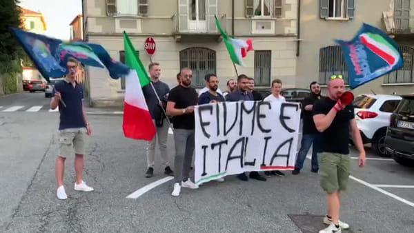 Celebrazione del centenario dell'impresa di Fiume a Como: il video