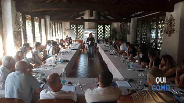 Incontro Community Asentiv a Orsenigo: gruppo per imprenditori che vogliono fare business
