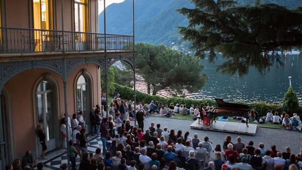 Festival Como Città della Musica a  Villa Olmo, Villa del Grumello e Villa Erba