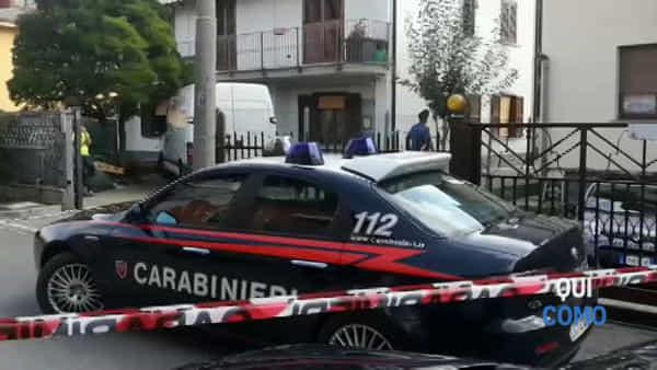 La casa dell'omicidio a Vighizzolo: video
