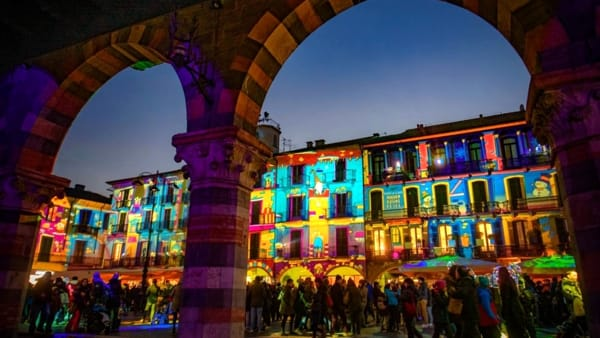 Como Magic Light Festival, ecco tutti i monumenti e i palazzi illuminati