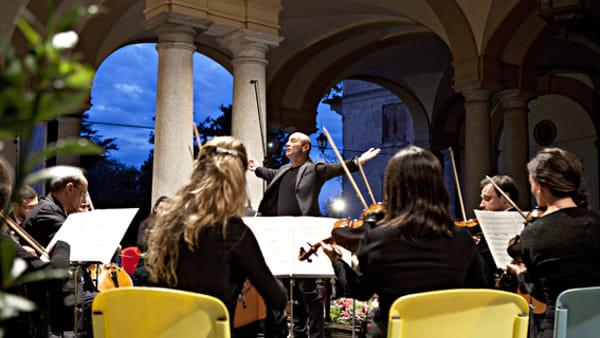 La Bellagio Festival Orchestra prende posto a Como