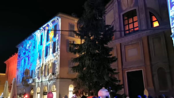 Como accende il suo albero di Natale: il video
