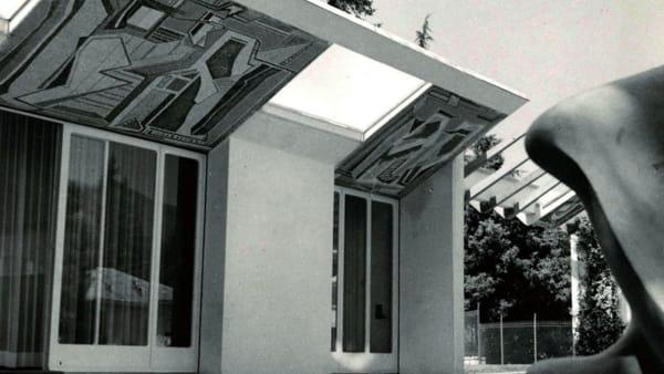 """In Pinacoteca a Como: """"Mario Radice: il pittore e gli architetti. La collaborazione con Cesare Cattaneo, Giuseppe Terragni, Ico Parisi"""""""