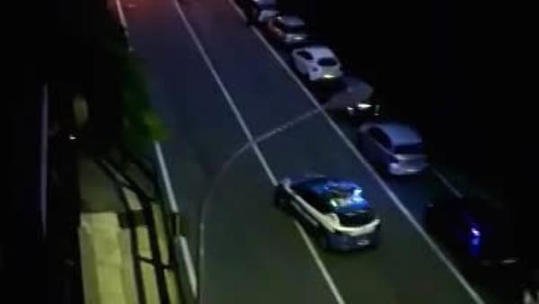 Uomo minaccia di spararsi: polizia e ambulanze a Monte Olimpino