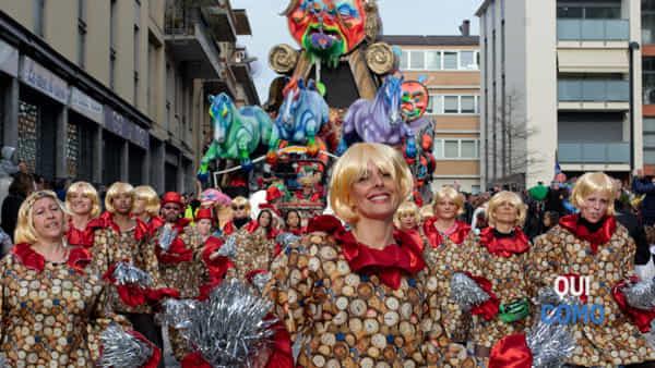 Carnevale di Cantù 2020, una sfida a colori
