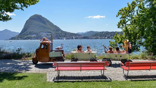 LongLake Festival, a Lugano oltre 250 eventi: ecco tutto il programma dal 10 giugno al 30 agosto