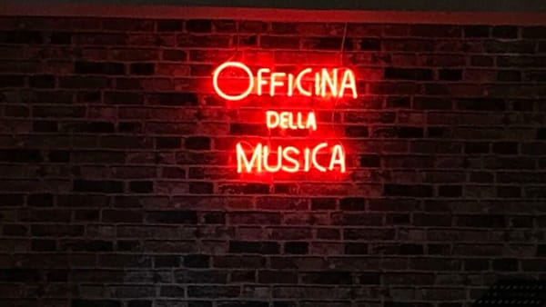 Halloween alternativo all'Officina della Musica di Como
