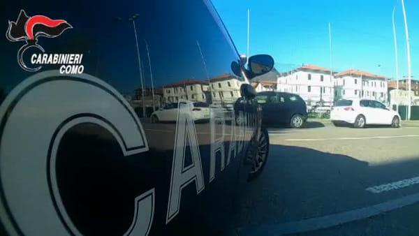 Spaccio di shaboo: blitz dei carabinieri di Como