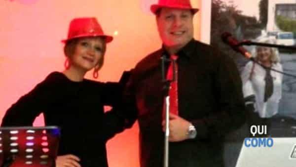 Giò e Patty protagonisti di una serata musicale al Millennio