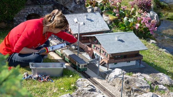 Swissminiatur: visite guidate del parco e dei laboratori