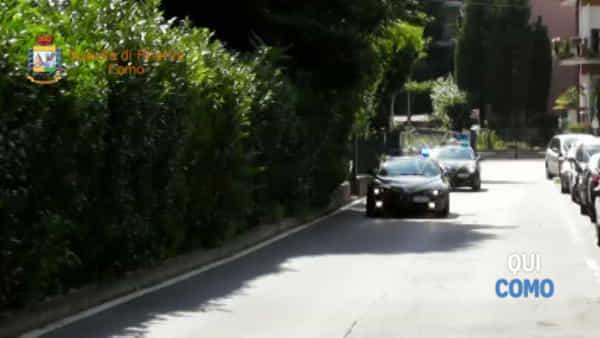 Dogane di Como: il video del maxi sequestro di abiti firmati