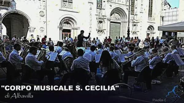 Il video delle bande musicali comasche per celebrare la festa della Repubblica