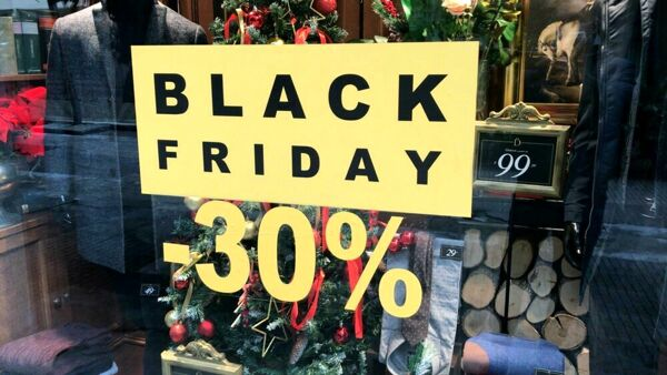 Black Friday (Immagine repertorio)