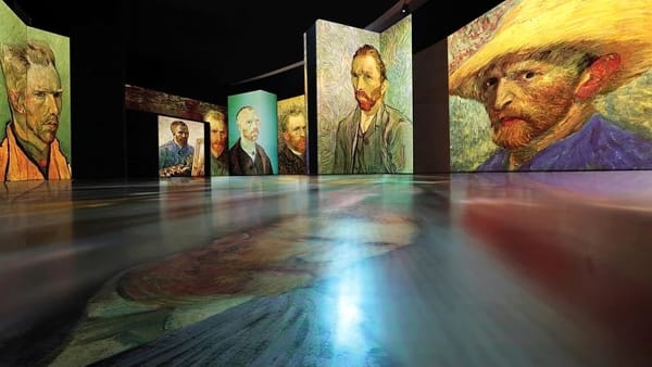 Van Gogh Experience: Notte al Museo e Sunflower's Day
