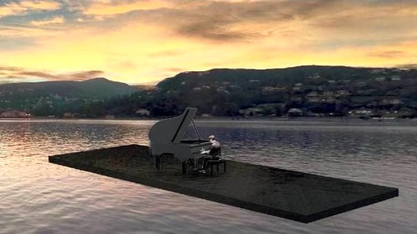 Floating Moving Concerts, in concerto sul Lago di Como dalla riva a Villa Erba di Cernobbio