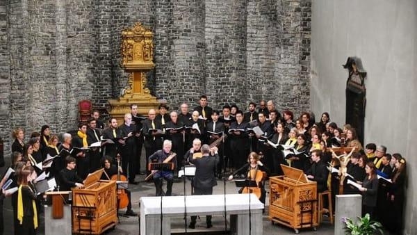 Concerto mariano alla Basilica di San Giorgio a Como