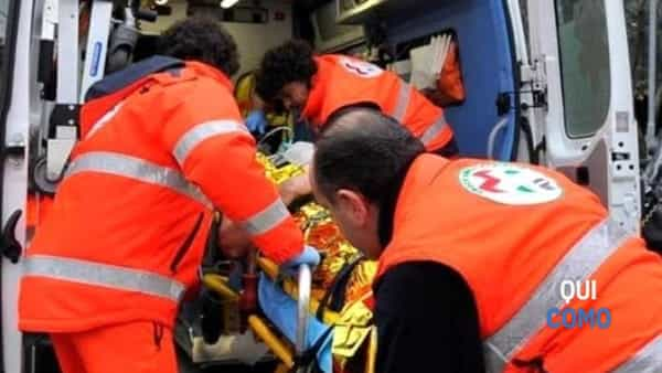 Albavilla, accident at work, a machine explodes: a 52-year-old seriously injured thumbnail