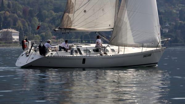 Bacco a vela, degustare navigando sul lago di Como