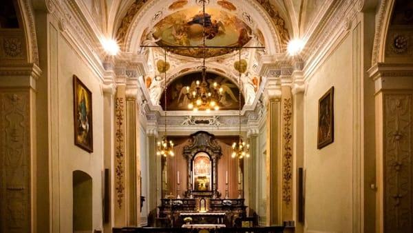 Grandate, concerto d'organo al Santuario della Madonna del Noce