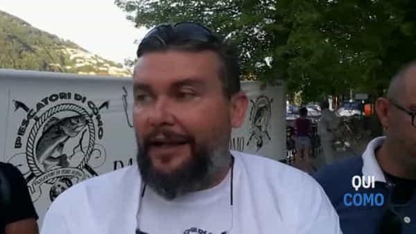 Protesta dei pescatori, intervista a WIlliam Cavadini