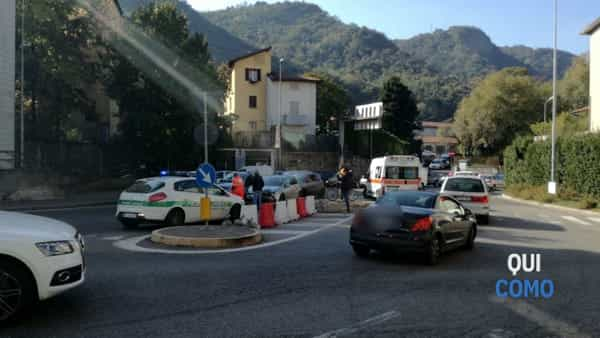 migrante incidente piazza san rocco