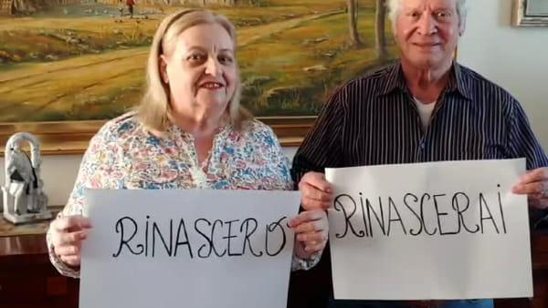 Tutte le famiglie del Residence Corti Nuove di Como, in un video di rinascita
