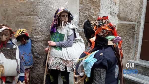 Torna il Carnevale di Schignano con la magia delle sue maschere uniche