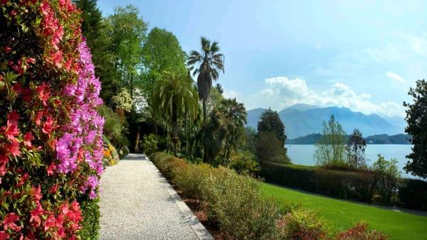 Villa Carlotta, mostra alla Torretta Romantica