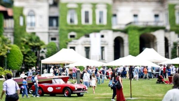 La Sinfonia dei Motori sul Lago di Como: 90 anni del Concorso d'Eleganza Villa d'Este