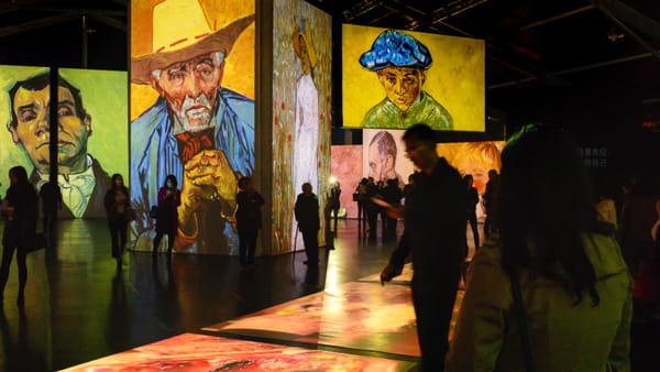 Van Gogh Alive: arriva a Lugano la mostra multimediale più visitata al mondo con oltre 7 milioni di spettatori