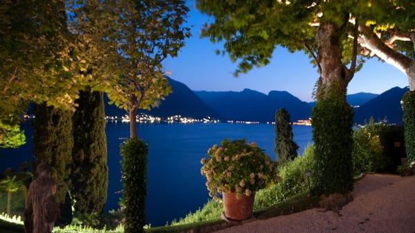 Le notti d'estate si fanno magiche a Villa del Balbianello