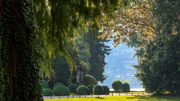 Lago di Como, porte aperte a Villa Erba