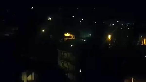 Como, una motosega nel cuore della notte tiene svegli i residenti