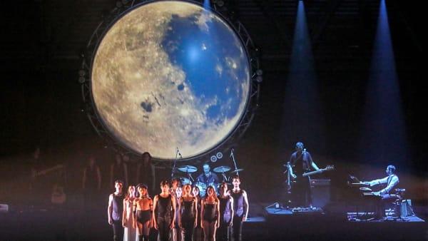 Shine: Pink Floyd Moon, al Teatro Sociale un viaggio nel mondo della luna