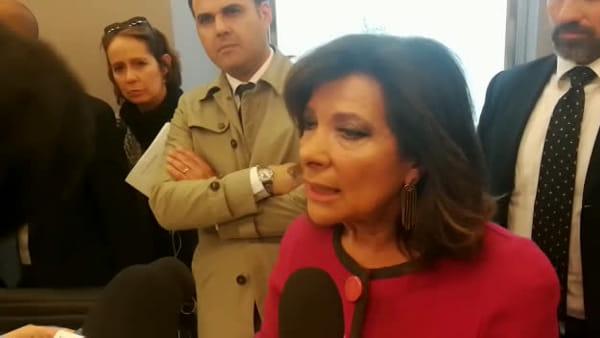 Intervista al presidente del Senato Elisabetta Casellati