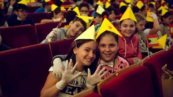 Opera domani: un Rigoletto senza barriere svela i segreti del teatro ai bambini