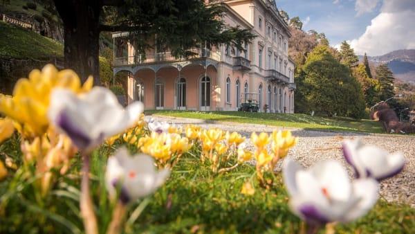 Lake Como Film Festival: a Villa del Grumello Landscape 2020 Off Edition