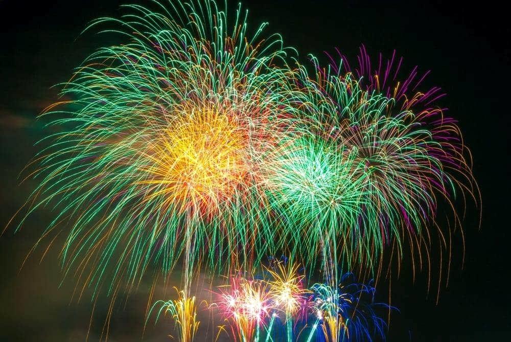 Fuochi d'artificio a San Giovanni