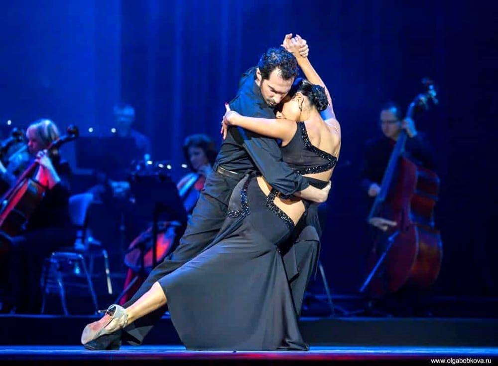 Tango a Como